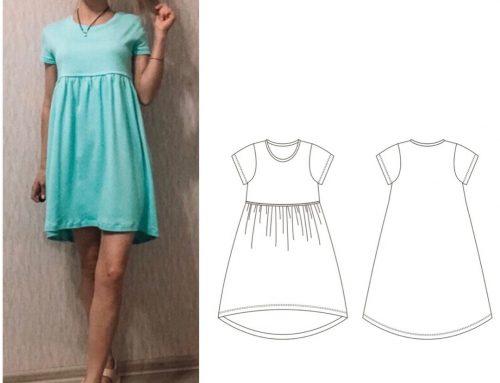 """Dress """"Coquette"""" (Sizes 40-50 Eur)"""