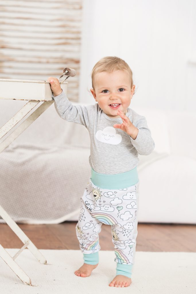 Pants Sewing Pattern For Babies And Kids