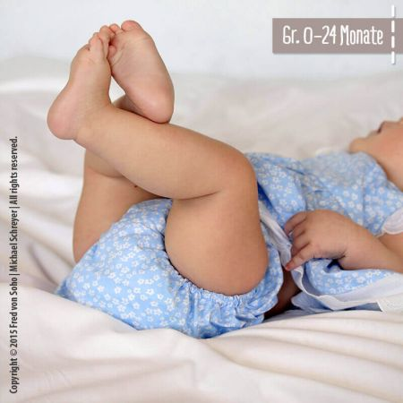 Baby Panty Sewing Pattern (Sizes 0-24 M)