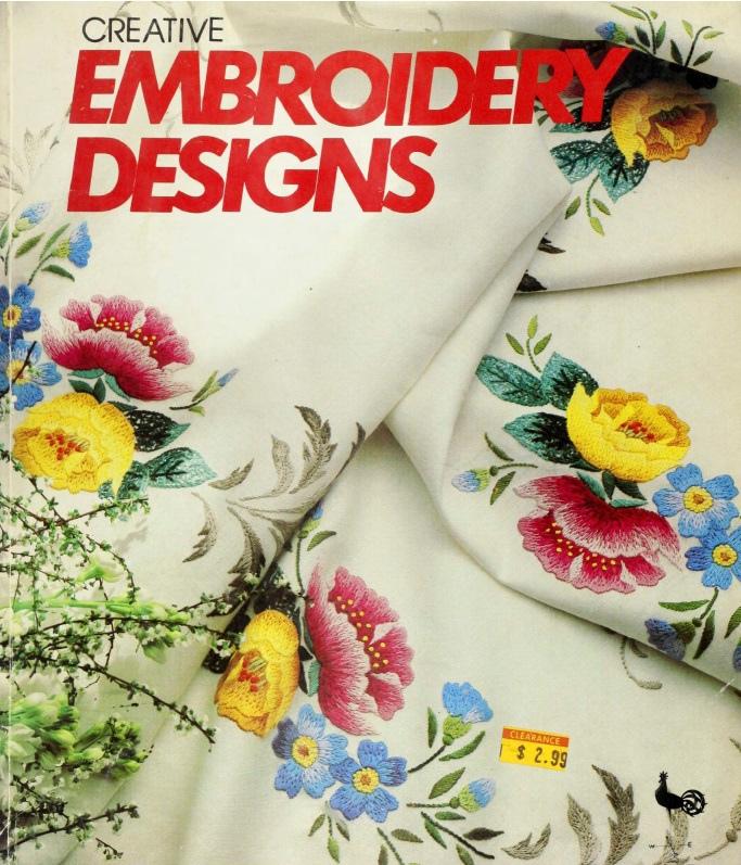 Creative Embroidery Designs 1976