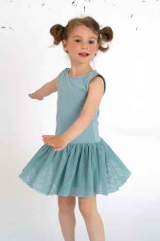 Tulle Dress For Girls (Sizes 86-128)