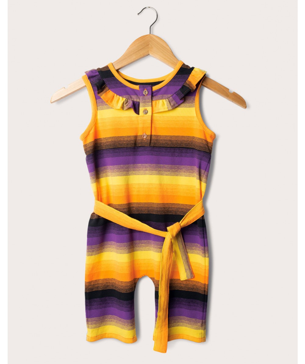 Jersey Jumpsuit Sewing Pattern For Girls (Sizes 80-104)