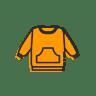 children sweatshirt icon