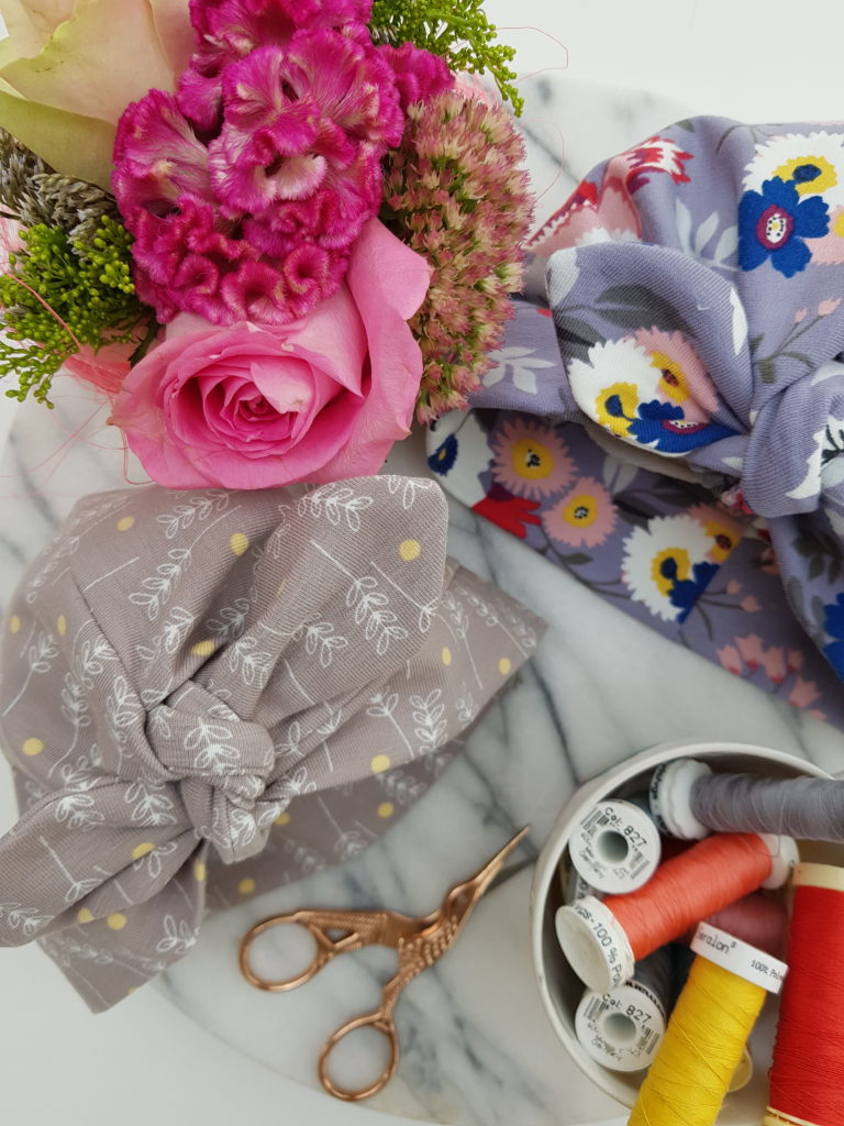 Turban Hat Sewing Pattern