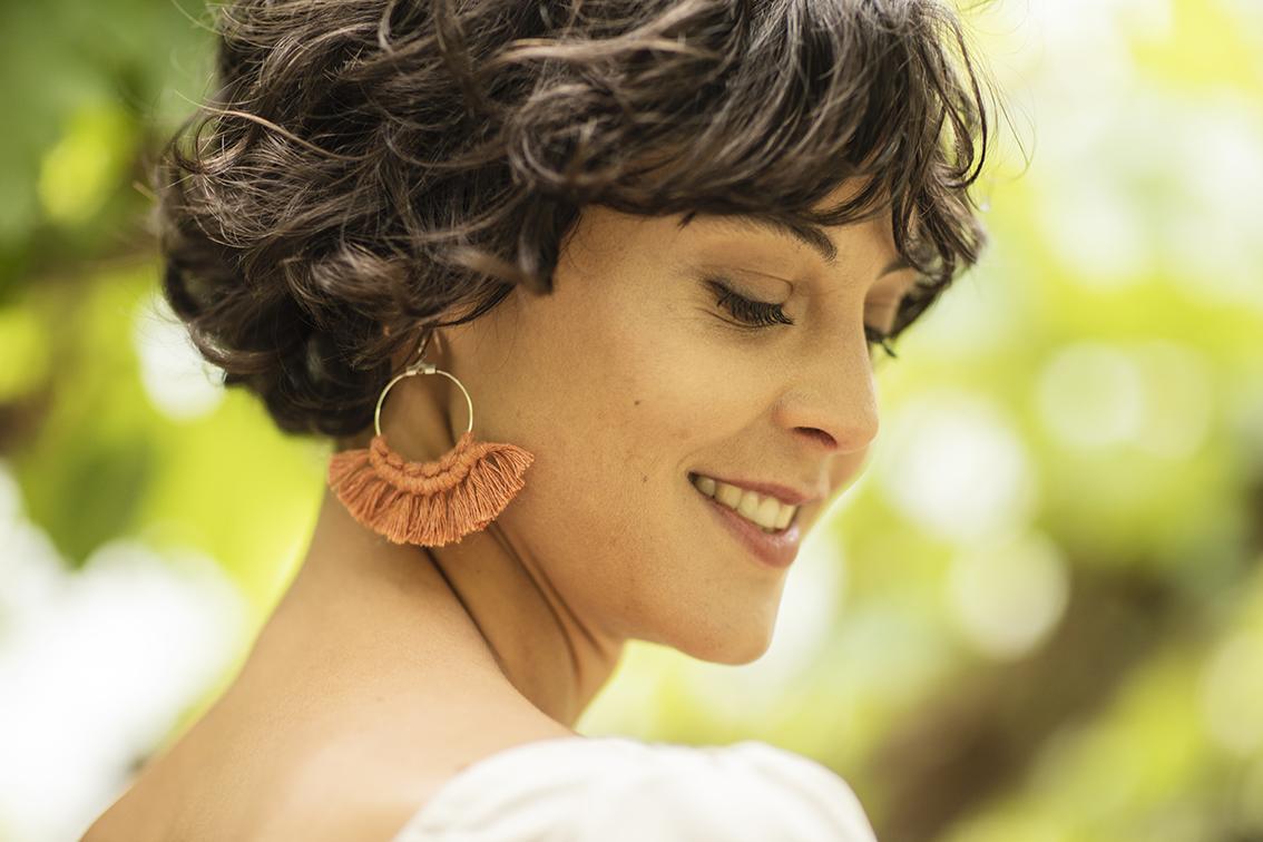 DIY Olga Earrings