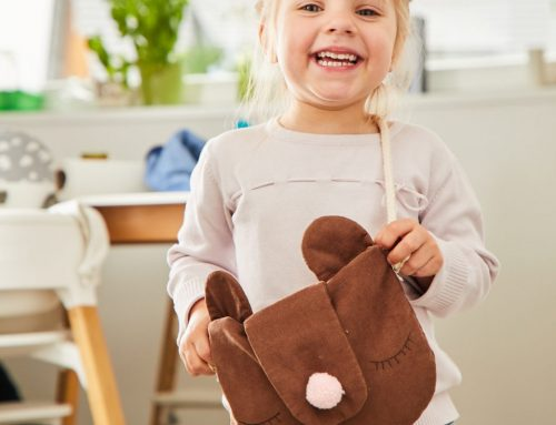 Bear Bag For Girls Sewing Pattern