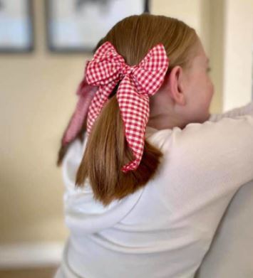Fabric Bow In 3 Sizes