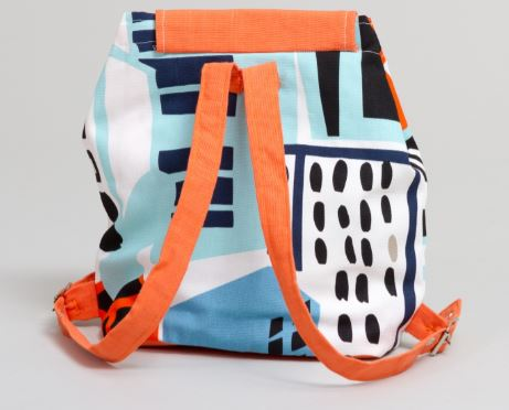 Children's Backpack Sewing Pattern